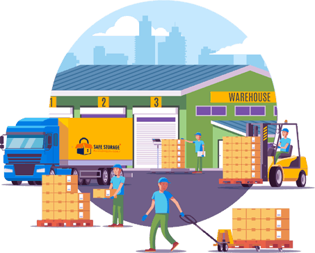 Storage services in India