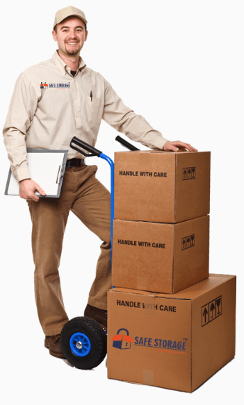 Personal or business storage service